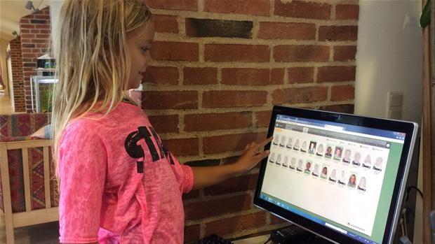 Ny teknologi giver mere tid til børnepasning