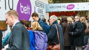 UVdata på Bett Show 2015, London