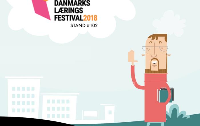 MinUddannelse på Danmarks Læringsfestival 2018